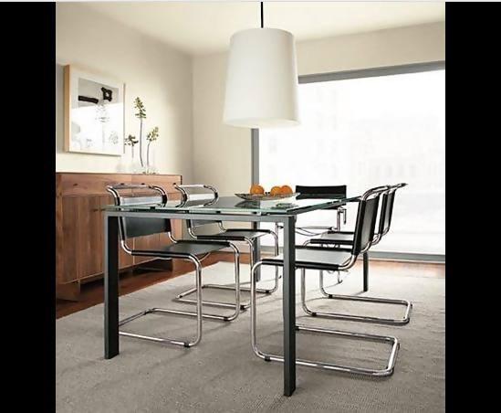 meja makan minimalis modern si momot