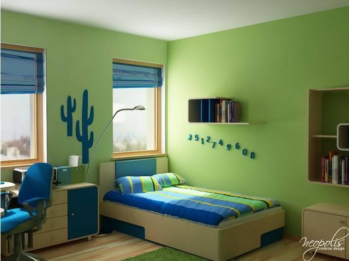 model kamar tidur anak 2013 2014 si momot