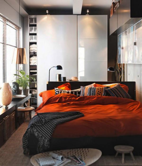 desain-desain kamar tidur kecil
