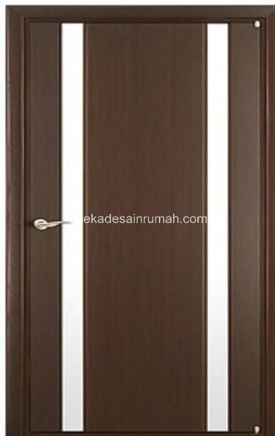 desain pintu antar ruangan kamar rumah modern minimalis 1