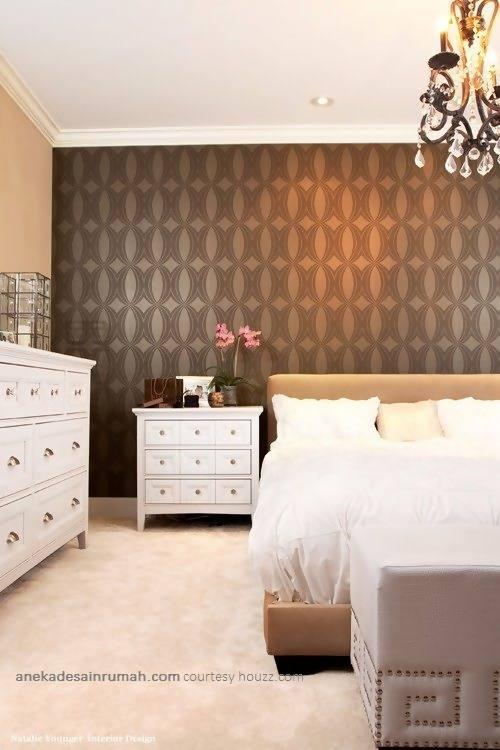 Desain Wallpaper Dinding Kamar Tidur Anekadesainrumah 7
