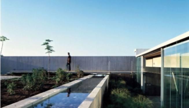 foto desain eksterior rumah minimalis modern ke 108 si