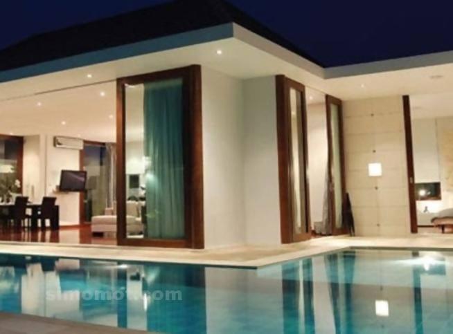Foto Desain Eksterior Rumah Minimalis Modern Ke 303
