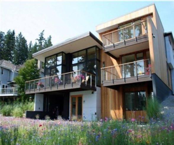foto desain eksterior rumah minimalis modern ke 426 si