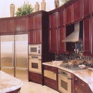 foto desain interior dapur kayu mewah (117)