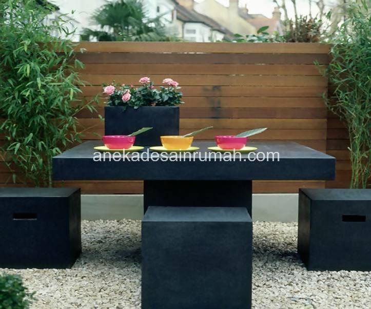 foto desain taman rumah minimalis tanpa air (1)