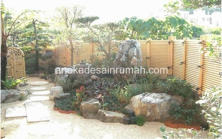 foto desain taman rumah minimalis tanpa air (11)