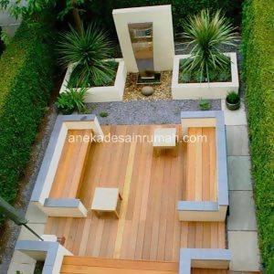 76 Koleksi Desain Taman Minimalis Tanpa Air Terbaru