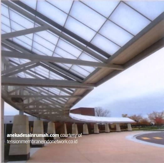 gambar desain kanopi kaca rumah minimalis modern (4)