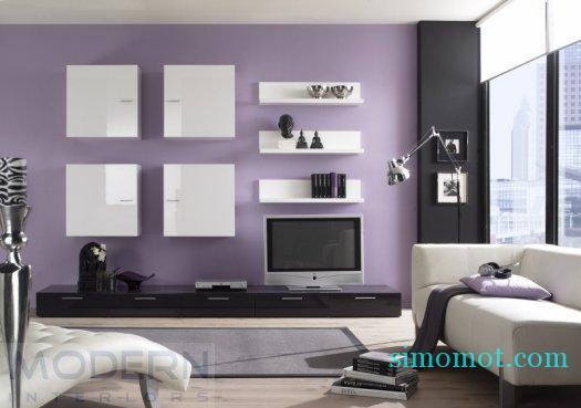 desain dinding interior rumah minimalis 25 si momot