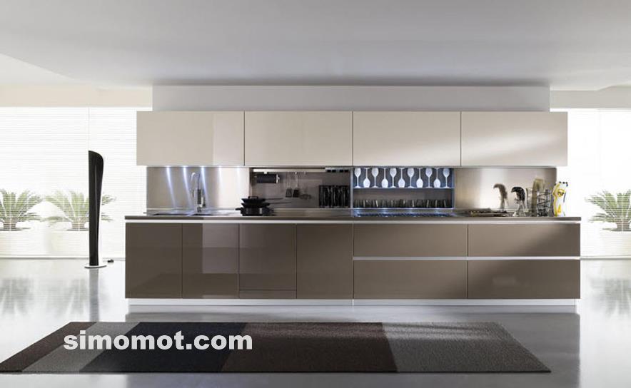 Desain Interior Dapur Minimalis Modern Sederhana 164