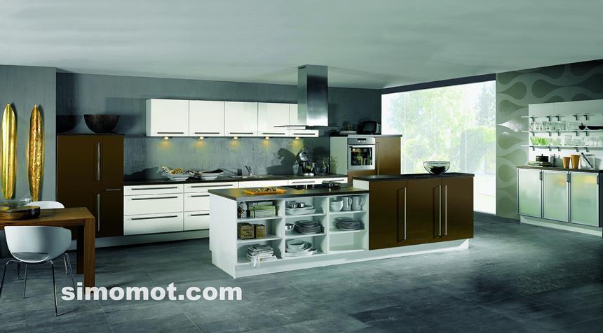 desain interior dapur minimalis modern sederhana 195