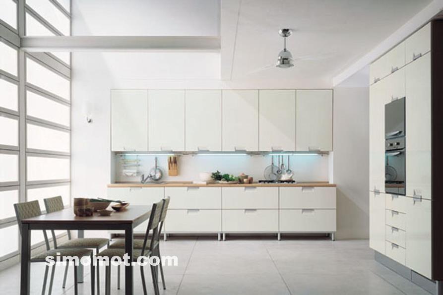 desain interior dapur minimalis modern sederhana 40 si