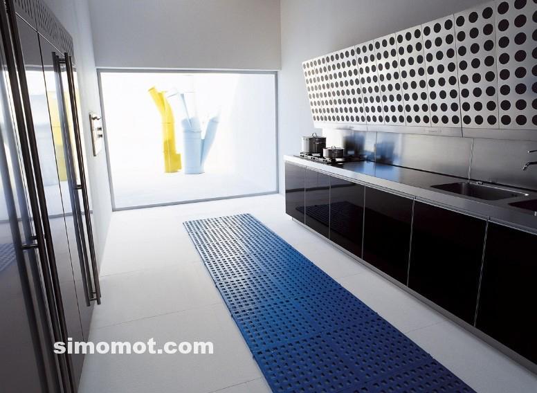 desain interior dapur minimalis modern sederhana 96 si