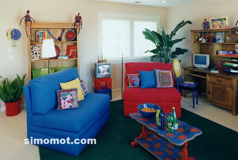 Inspirasi dan foto desain kamar tidur anak Balita, usia ...