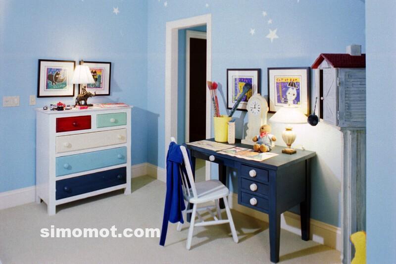Inspirasi & foto desain kamar tidur anak Balita, usia TK ...
