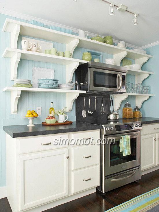 Menata Rak Dan Lemari Dapur