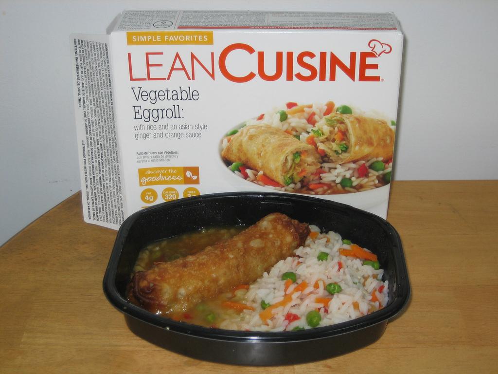 Fast food yang berbeda tampilan antara iklan dan aslinya for Lean cuisine vs fast food