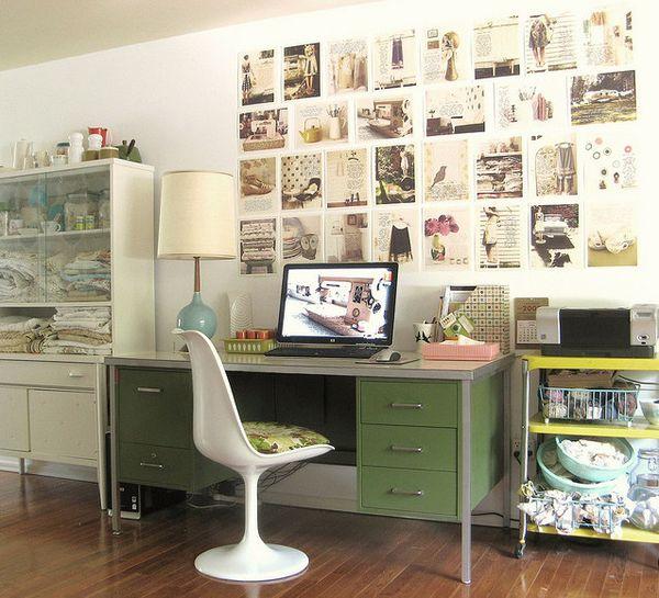 Tips dekorasi meja kerja
