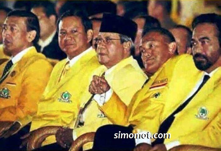 Apa komentar Anda? Inilah foto Wiranto, Prabowo, ARB dan