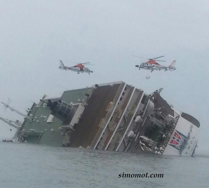 Kisah Tragis Tenggelamnya Kapal Sewol Dengan Korban Ratusan Siswa Sma
