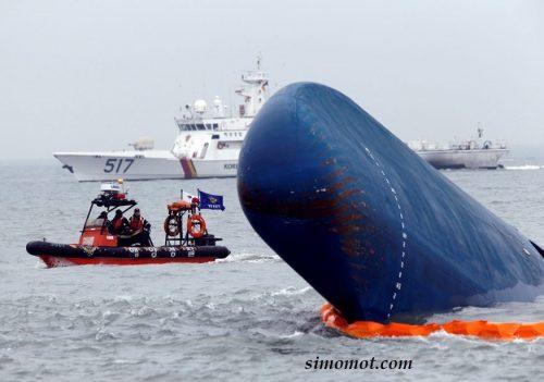 Kisah Tragis Tenggelamnya Kapal Sewol Dengan Korban