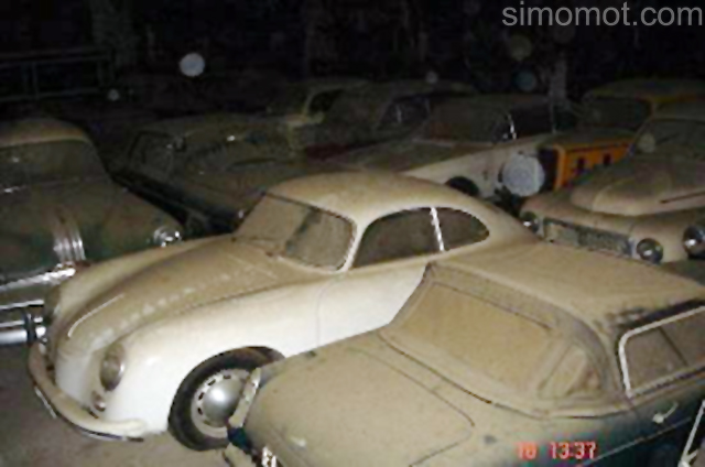 pak tua temukan ratusan mobil mewah dan antik di gudang tua. Black Bedroom Furniture Sets. Home Design Ideas