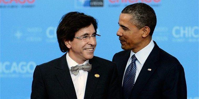 Ditantang PM Belgia taruhan bir, Obama pun keder… - SIMOMOT