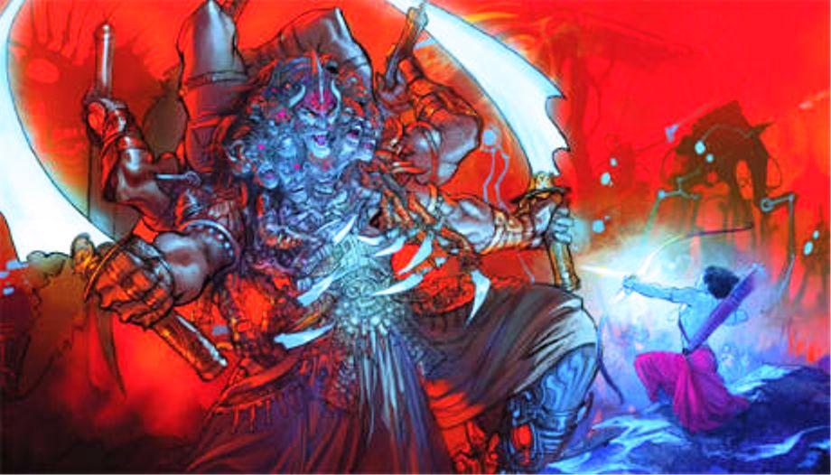 foto komik mahabharata (6)