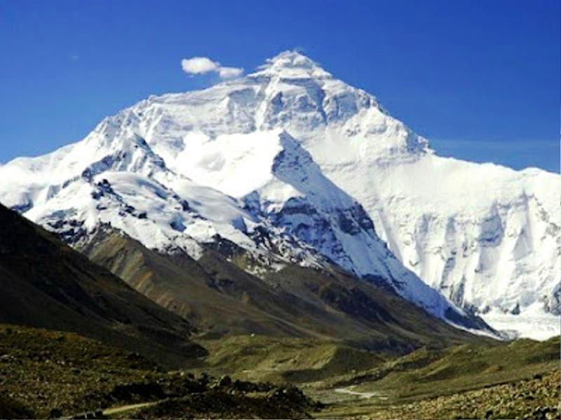Foto Foto Puncak 14 Gunung Tertinggi Di Dunia Everest Bukan