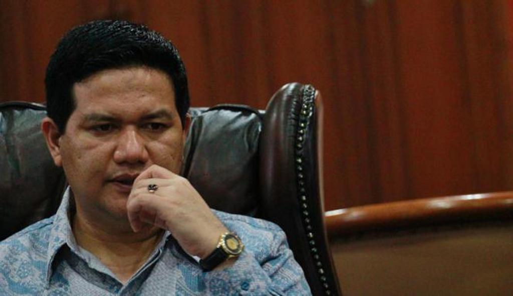 Ketua KPU, Husni Kamil Manik. (Viva.co.id)