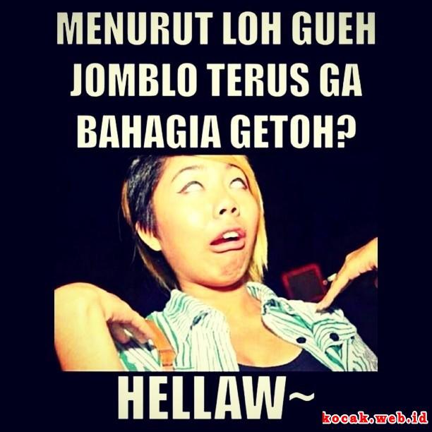 Quote Atau Kutipan Jomblo Populer Jawa Indonesia Inggris