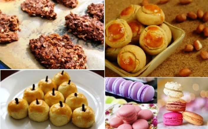 20 Resep Kue Kering Mudah Bikinnya Mewah Rasanya Simomot