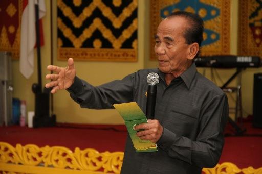 Duh! Gubernur Riau dipolisikan karena cabuli warganya