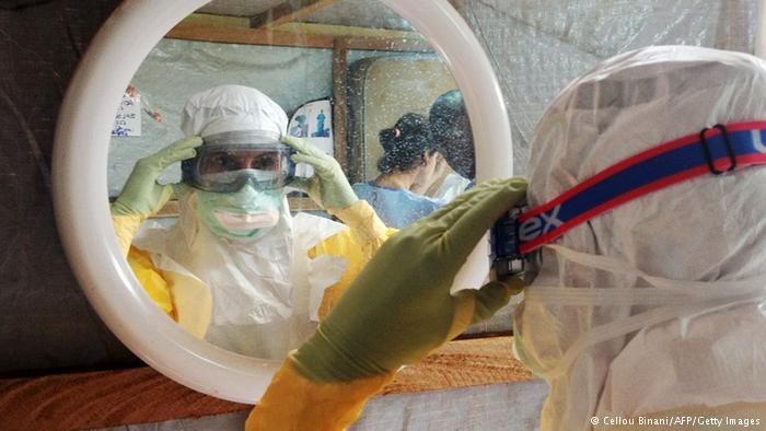 Asal muasal dan sejarah penyakit Ebola