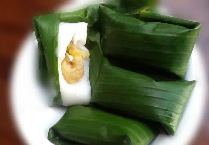 Resep Kue Basah Nagasari Simomot