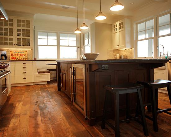 satu lagi ide desain lantai dapur si momot