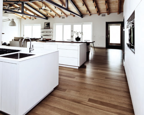 Desain Lantai Dapur