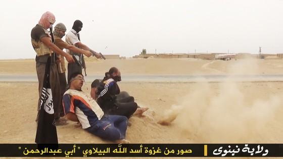ISIS kubur hidup-hidup Etnis Yazidi, ratusan wanita dijadikan budak seks