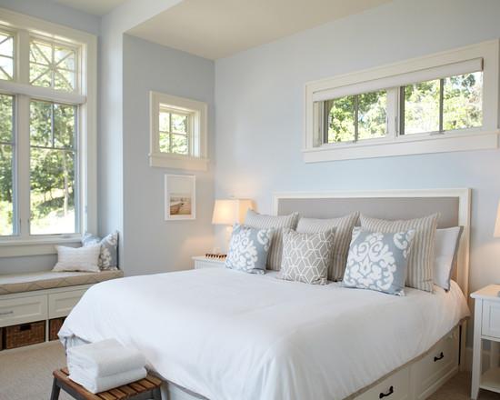foto foto desain kamar tidur bergaya pantai si momot