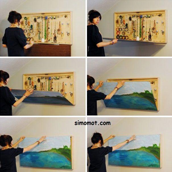 Как улучшить комнату а своими руками