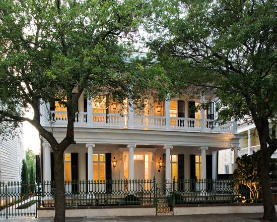 foto foto ide desain rumah bergaya kolonial