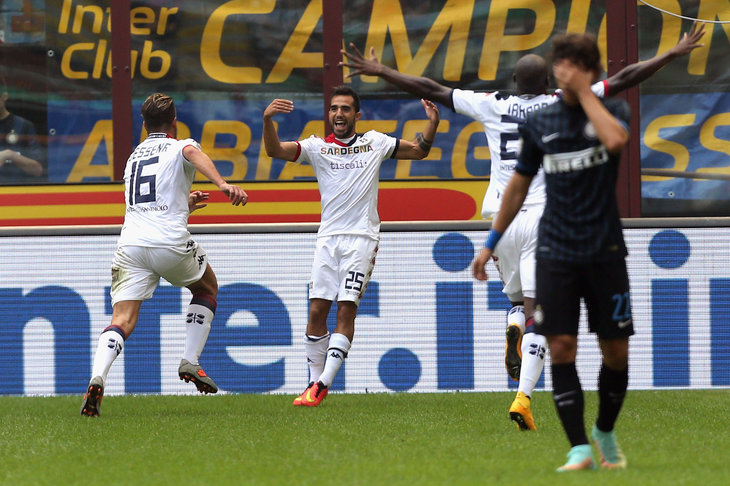 Milan Vs Cagliari: Hasil Liga Italia Inter Milan Vs Cagliari Skor 1-4