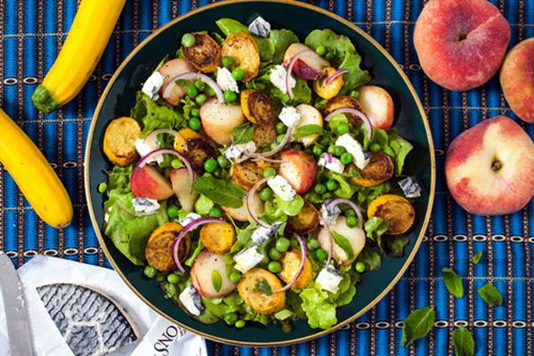 Aneka Resep Salad Untuk Diet Anda