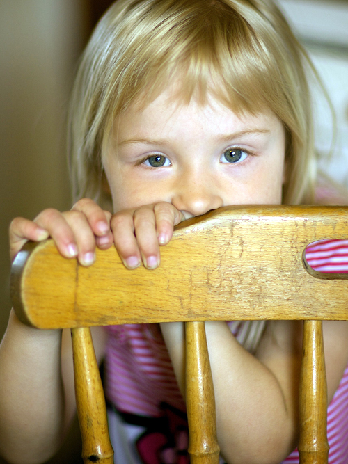Reactive mutism adults