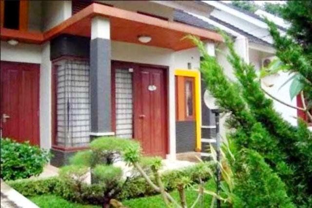 inspirasi desain teras cantik untuk rumah minimalis si