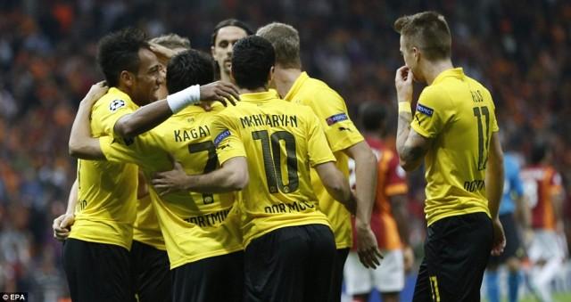 St Pauli Vs Dortmund
