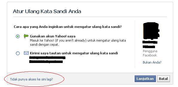 cara membuka akun facebook yang dihack atau dibajak12
