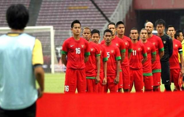 Jadwal lengkap timnas Indonesia senior di AFF Cup 2014