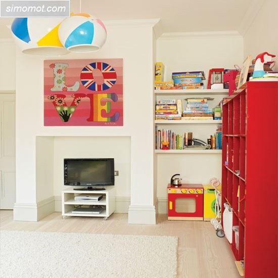 4200 contoh gambar desain kamar tidur anak 13 si momot